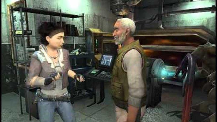 Half-Life 2 прохождение - Глава 5 - [1/6]
