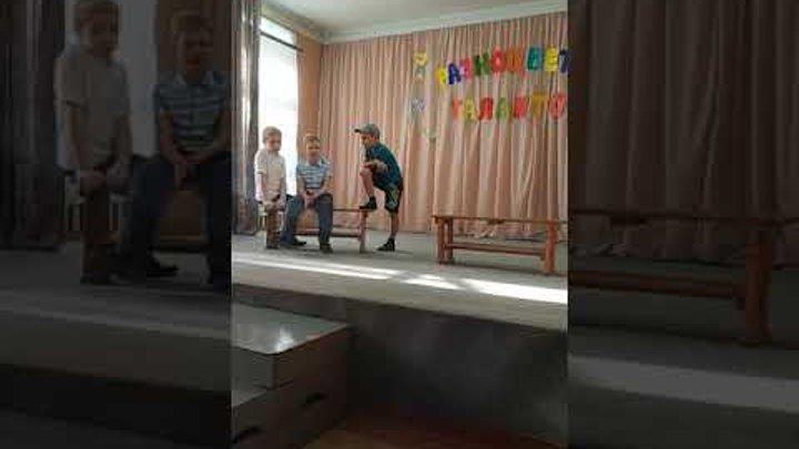 """Н. Носов """"Фантазёры"""". #театральнаястудияЗемскойгимназии."""
