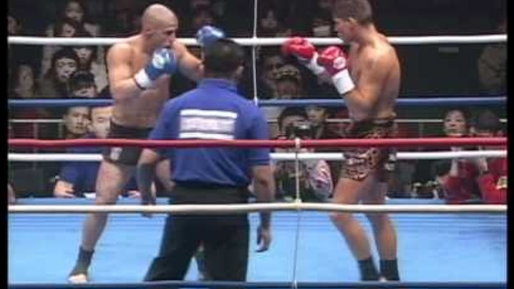 K-1 MAX - Albert Kraus vs. Mike Zambidis - Japan Tournament 2003