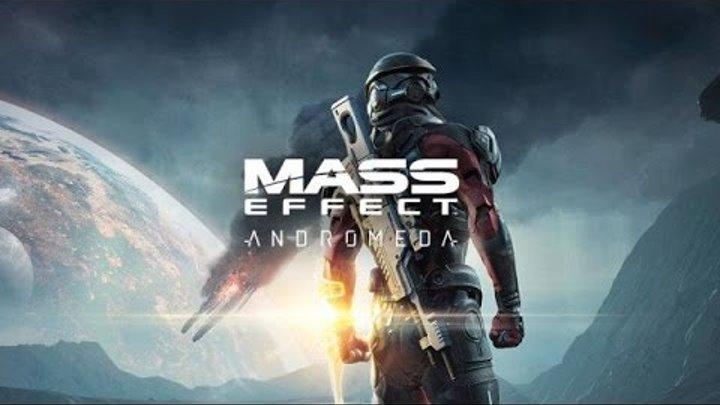 """Mass Effect: Andromeda """"Маленький шаг для человека и огромный скачок для человечества"""" Н, Армстронг"""