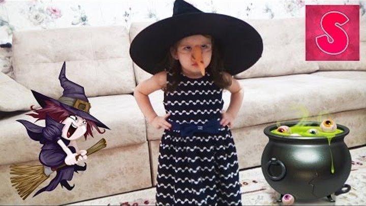 ЗЛАЯ ВЕДЬМА УКРАЛА ИГРУШКИ Фея превратила Ведьму в ЛЯГУШКУ Видео для детей Wicked Witch