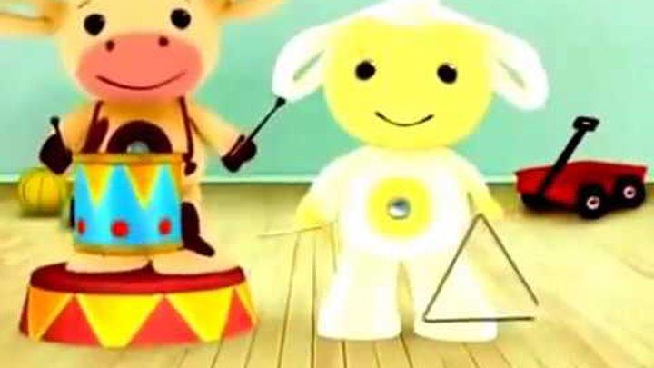 Tini Love развивающие мультик для детей. Полная версия!Фигуры формы цветы! Веселая песенка