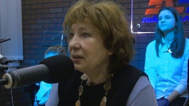Елена Камбурова на RadioRadio в программе Детский Взгляд. Выпуск 20