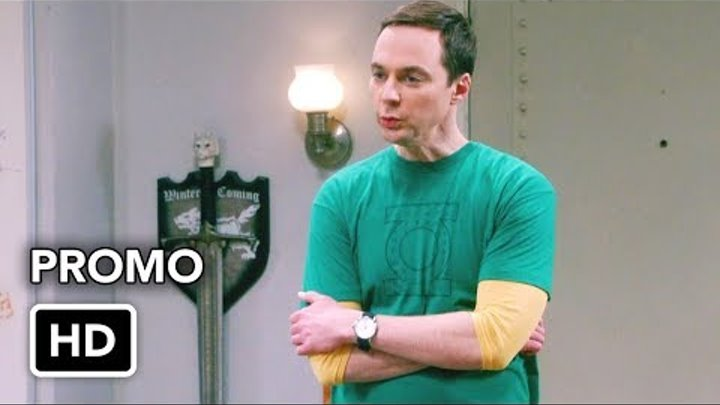 """The Big Bang Theory 11x17 Promo """"The Athenaeum Allocation"""" (HD)"""