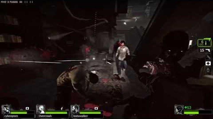 Left 4 Dead 2 # 21 - ПРИПЕРЛИСЬ В ПРИПЯТЬ!)) - кооперативное прохождение на русском