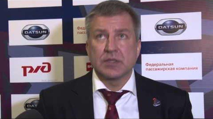 """""""Локо"""" - """"Чайка"""" пресс-конференция тренеров 13 апреля 2015 года"""