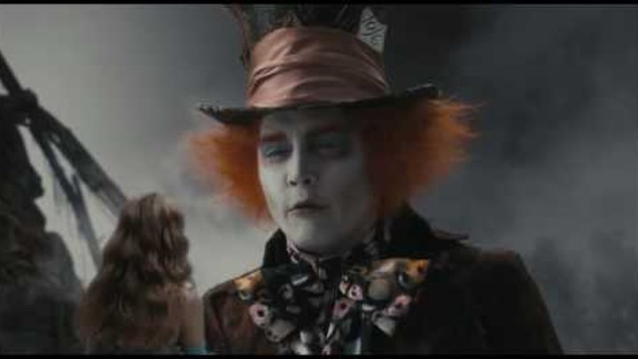 Алиса в Стране чудес (трейлер)