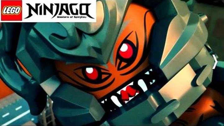 Лего Ниндзяго ВЛАСТЬ ВРЕМЕНИ Акроникс и Крукс, Алые коммандеры армии змей LEGO NINJAGO