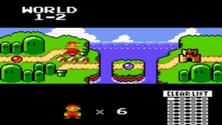 Super Mario Bros. Deluxe - Прохождение игры (лёгкий режим) FullHD (1080p 60 fps)