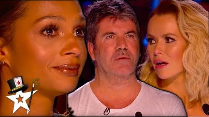 Unreal Magic Auditions That SHOCKED Simon Cowell | Magicians Got Talent