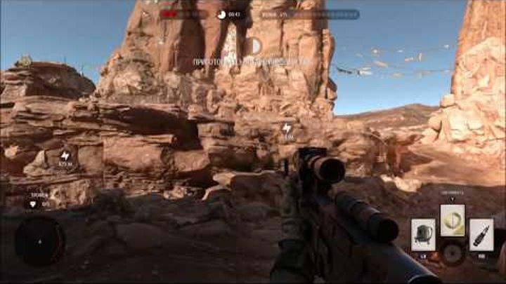 Игры EA Access - Star Wars Battlefront