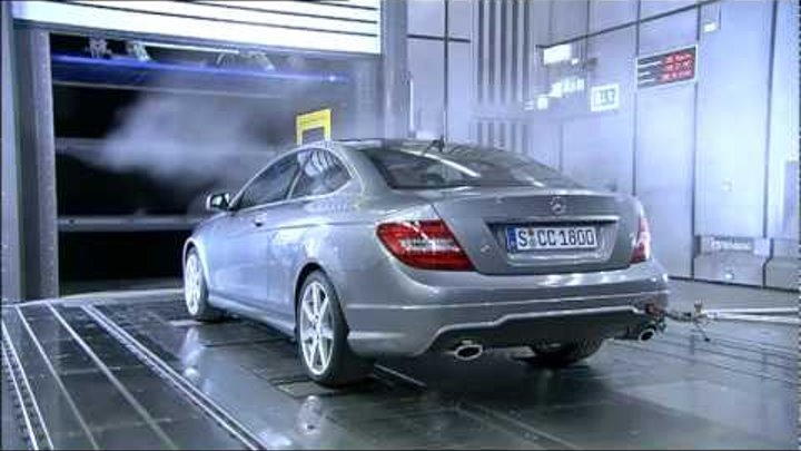 Mercedes-Benz 2011 Climate And Wind Tunnel Sindelfingen
