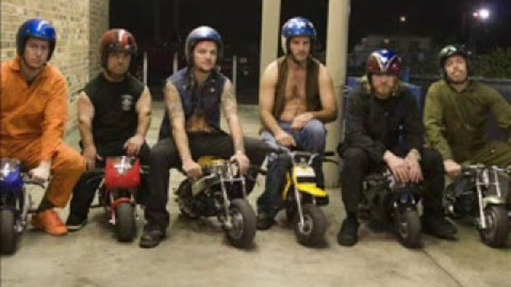 Jackass the movie 1 and 2