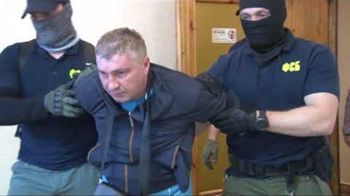 Задержание проукраинских шпионов в Крыму