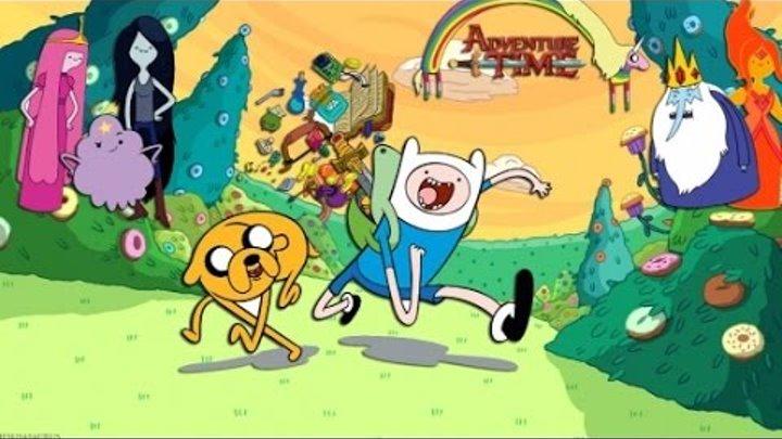 НОВАЯ ПРИНЦЕССА? Время приключений   Adventure time