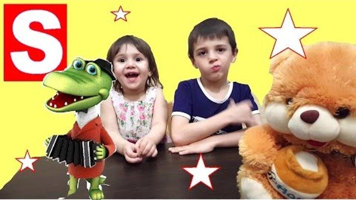 Шоколадные Яйца Союз Мультфильм с Игрушками Для Детей | Видео Для Детей