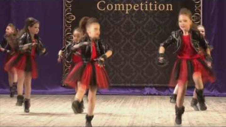 1040 Образцовый коллектив современного танца «Модерн» - Звезды континентов