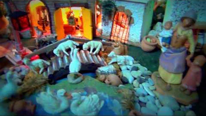 Рождественский Presepe. Жизнь в Италии на острове Сицилия