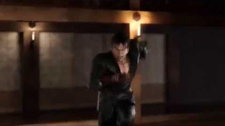 AMV Теккен Кровная месть Tekken Blood Vengeance STATIC RETALIATION AKROSS Con 2012