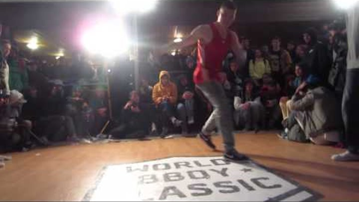 Androsha & Yu Rock vs Russian Power - World BBoy Classic | Отбор СНГ 2015