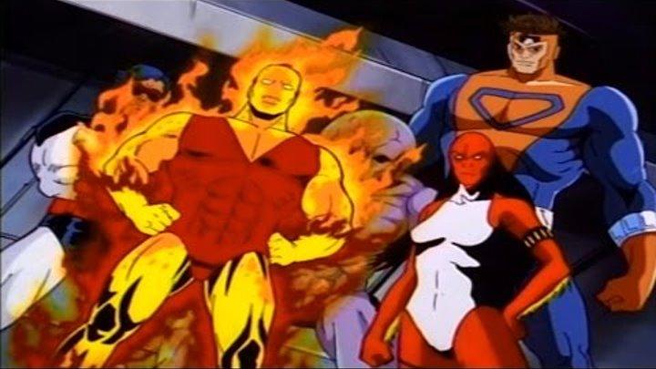 Люди Икс - Сага о Фениксе. Часть 4. Звёздный глушитель - Сезон 3 Серия 5 | Marvel