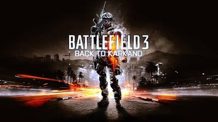 Battlefield 3 (фраги под муз Skillet - Monster)
