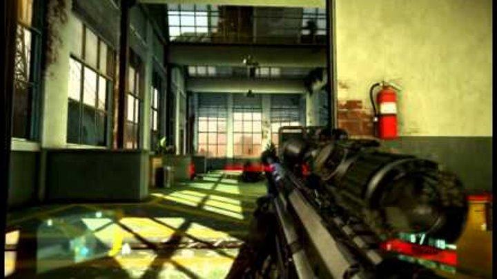 Crysis 2 Прохождение (Миссия 4 часть 2)