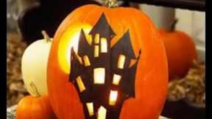 Поделки из тыквы на halloween своими рукам