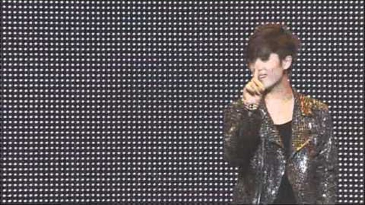 SS501 ASIA TOUR PERSONA in JAPAN Kim Kyujong <Story & Wuss up> [HD]