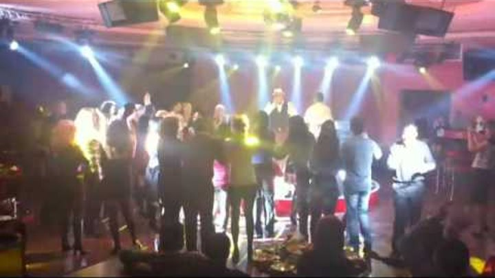 Ara Martirosyan - Bala Bala live Concert in Jose Club Armenia