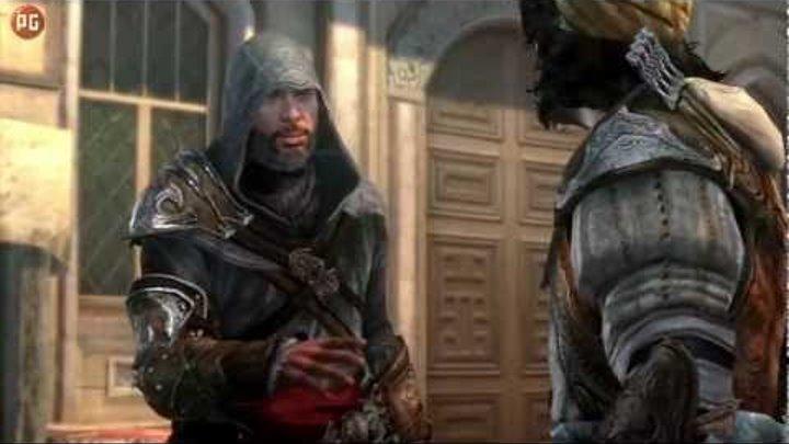 Assassin's Creed Revelations - Секреты османских ассасинов (эп. 2) rus