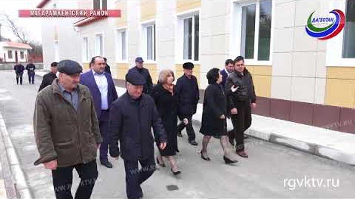 В Магарамкентском районе скоро откроется новая школа