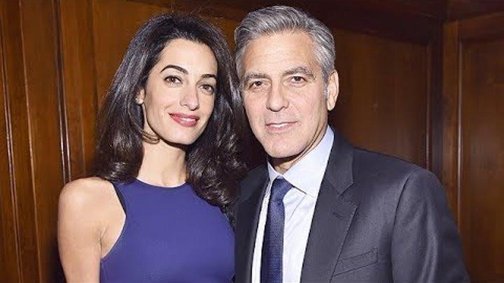 Джордж Клуни стал отцом двойняшек