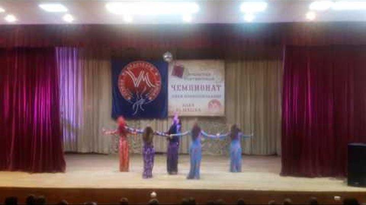 "Студия арабского танца ""Nadi Vlada Malika""-Ираки"