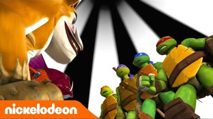 Черепашки-ниндзя | 1 сезон 19 серия | Nickelodeon