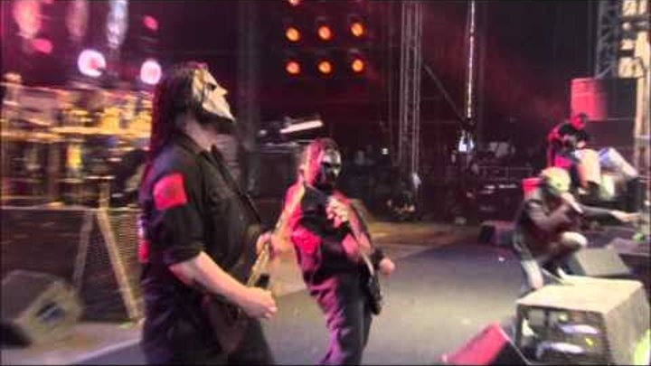 SlipKnot Wait And Bleed Live At Download 2009