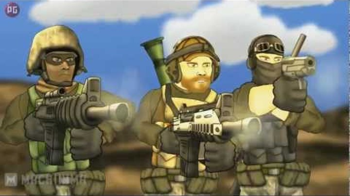 Друзья по Battlefield - Эксперт по вертолётам (2 сезон!)