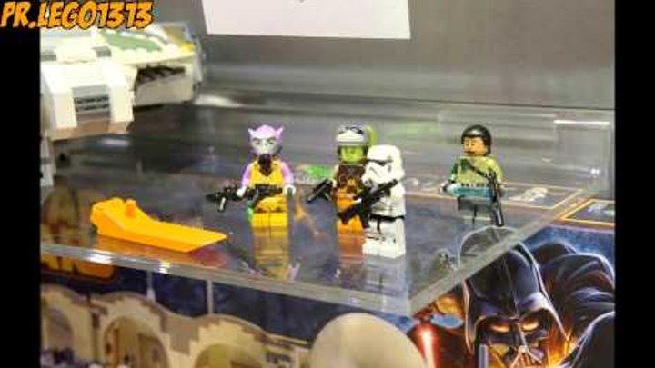 Новые наборы Lego Star Wars 2-го полугодия 2014 года
