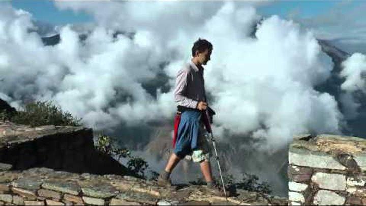 Затеряный город инков Чокекирао, (Choquequirao),Перу, 6часть