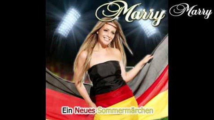 EM Song 2012 - MARRY - Ein neues Sommermärchen