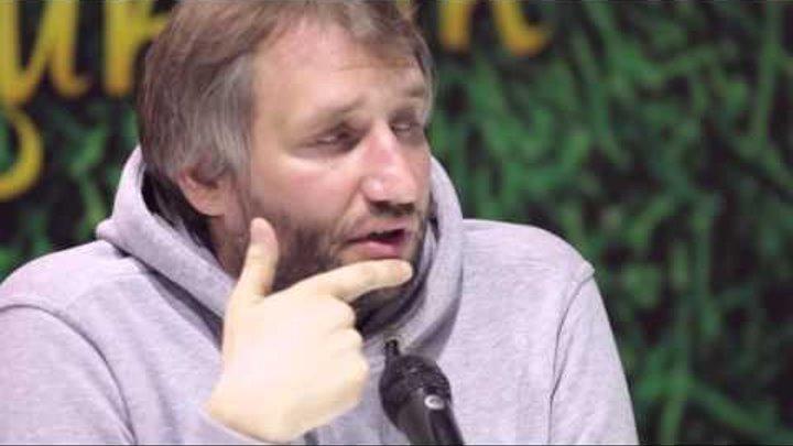 РЕЖИССЕР ЮРИЙ БЫКОВ | творческая встреча в Колпино