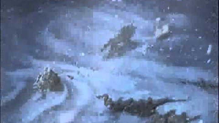 """Аниме """"Ночная буря"""" под музыку Бон ДжоВи"""