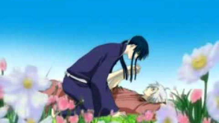 Kanda/Allen переделанный опенинг аниме Чистая Романтика