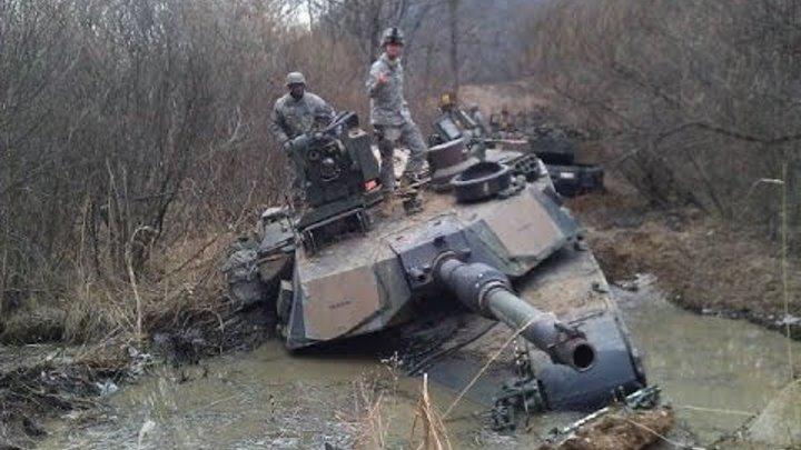 Генерал США Мюррей признал танки Абрамс устаревшими.