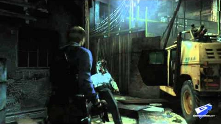 Resident Evil 6 - E3 2012: Leon Campaign Gameplay