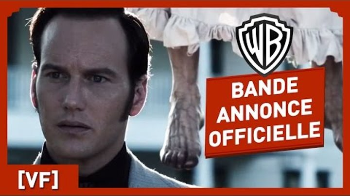 The Conjuring - Bande Annonce Officielle (VF) - Vera Farmiga / Patrick Wilson / James Wan