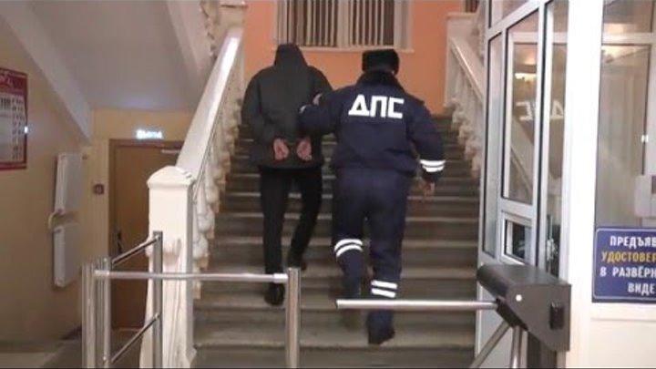 Задержаны подозреваемые в разбойном нападении