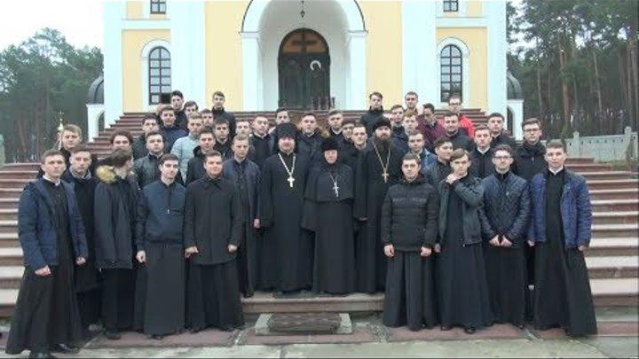Студентське паломництво Київської духовної школи