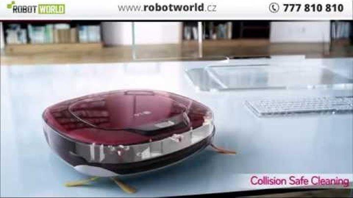 LG Hom-Bot VR62601LVM - www.robotworld.cz