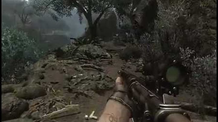 Far Cry 2 прохождение - Акт 3 - Финал - [2/2]